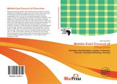 Bookcover of Middle East Council of Churches