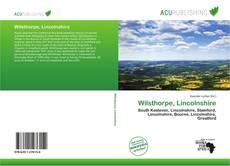 Portada del libro de Wilsthorpe, Lincolnshire
