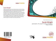 Bookcover of Sarah Wright
