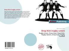 Capa do livro de Drop Kick (rugby union)