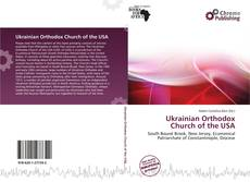 Capa do livro de Ukrainian Orthodox Church of the USA