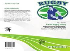 Обложка Scrum (rugby union)
