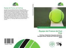 Copertina di Équipe de France de Fed Cup