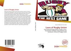 Laws of Rugby Union kitap kapağı
