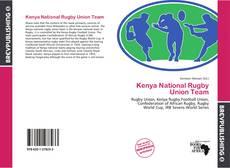 Couverture de Kenya National Rugby Union Team