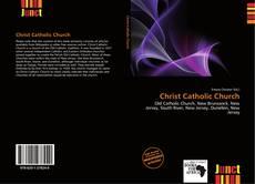 Обложка Christ Catholic Church