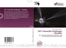 Bookcover of 2011 Knoxville Challenger – Doubles