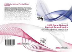 2009 Qatar National Football Team Results的封面