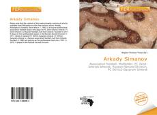 Bookcover of Arkady Simanov