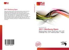 Buchcover von 2011 Marburg Open