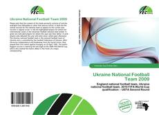 Ukraine National Football Team 2009 kitap kapağı