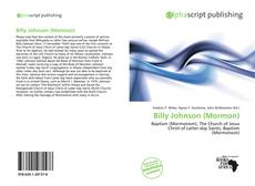 Bookcover of Billy Johnson (Mormon)