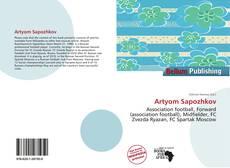 Buchcover von Artyom Sapozhkov