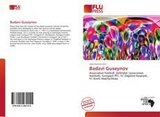 Bookcover of Badavi Guseynov
