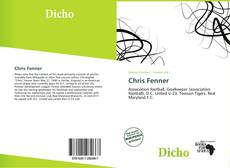 Bookcover of Chris Fenner