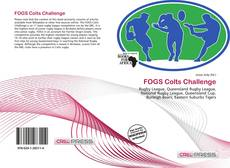 Capa do livro de FOGS Colts Challenge