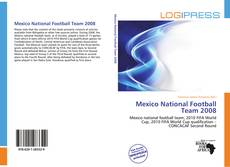 Capa do livro de Mexico National Football Team 2008