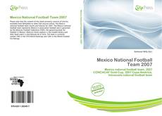 Mexico National Football Team 2007的封面