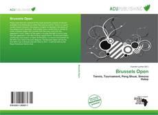 Brussels Open kitap kapağı