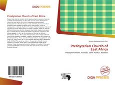 Bookcover of Presbyterian Church of East Africa