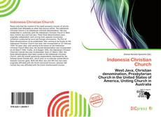Couverture de Indonesia Christian Church