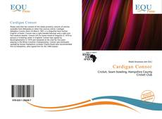 Bookcover of Cardigan Connor