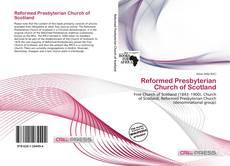 Обложка Reformed Presbyterian Church of Scotland