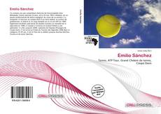 Capa do livro de Emilio Sánchez