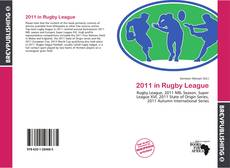 Обложка 2011 in Rugby League