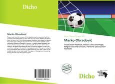 Borítókép a  Marko Obradović - hoz