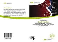 Bookcover of Dmitry Izotov