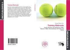 Capa do livro de Tommy Robredo