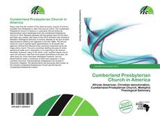 Couverture de Cumberland Presbyterian Church in America