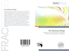 Bookcover of The Geelong College