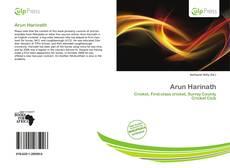 Bookcover of Arun Harinath