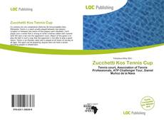 Bookcover of Zucchetti Kos Tennis Cup