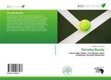 Dorothy Bundy的封面