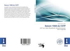 Bookcover of Saison 1988 de l'ATP