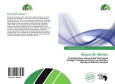 Обложка Bruce W. Winter