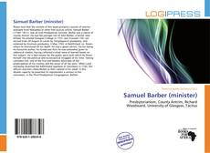 Portada del libro de Samuel Barber (minister)