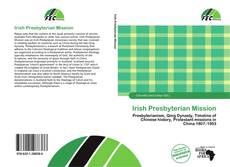 Capa do livro de Irish Presbyterian Mission