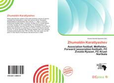 Buchcover von Zhumaldin Karatlyashev