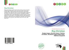 Bookcover of Roy Christian