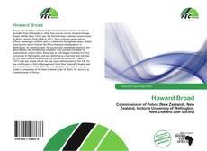 Обложка Howard Broad