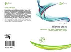 Bookcover of Thomas Brash