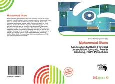 Bookcover of Muhammad Ilham