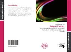 Robert Zickert的封面