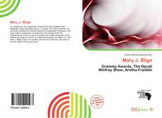 Bookcover of Mary J. Blige