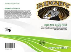 2006 NRL Grand Final kitap kapağı