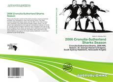 Capa do livro de 2006 Cronulla-Sutherland Sharks Season